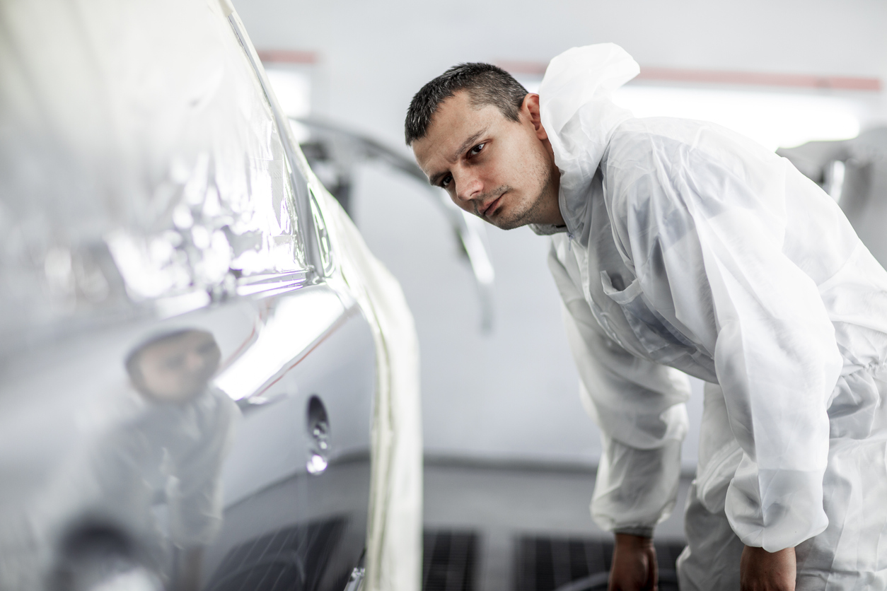 Automotive Paint Booth Guide to Better Production