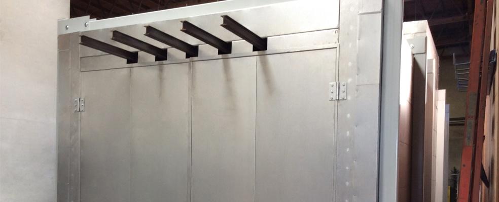Rohner Batch Process Ovens