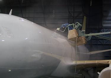 AEROSPACE PART PREP.