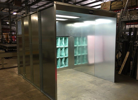 batch-non-recovery-powder-booth