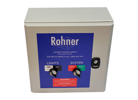 Rohner Booth Controls