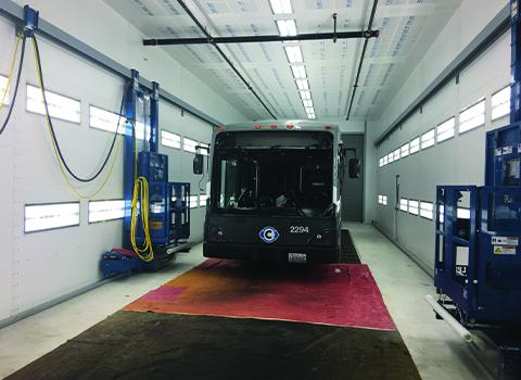 Transit Bus and Rail